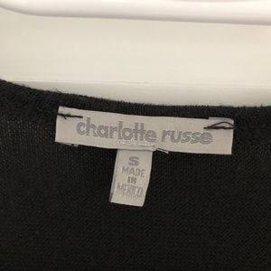 Charlotte Russe Sweaters - Long Duster Cardigan